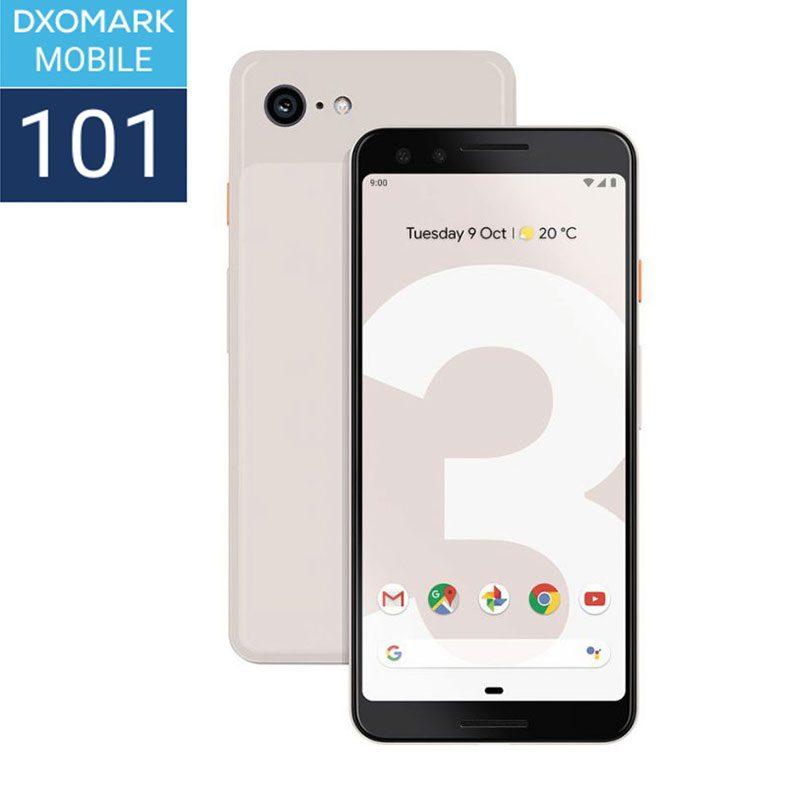 DXOMark Google Pixel 3