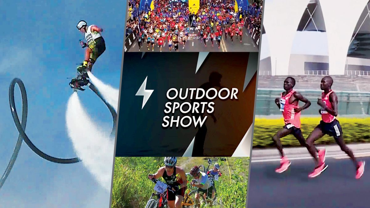 รายการ The Outdoor Sports Show Season18 : EP.5 [FULL]