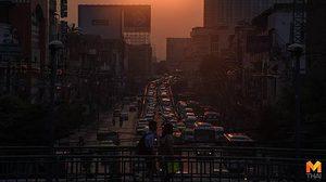 สถานการณ์ฝุ่นละออง PM2.5 วันนี้ ลดลงเกือบทุกพื้นที่