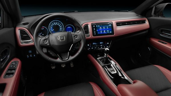 Honda HR - V Sport