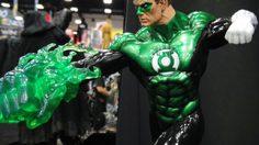 Green Lantern จาก  SIDESHOW