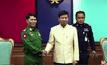 กองทัพไทย-เมียนมากระชับความสัมพันธ์