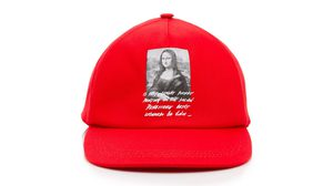 Off-White เปิดตัวหมวกลายภาพวาด Mona Lisa วางจำหน่ายแล้วที่ราคา 5,700 บาท