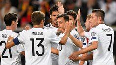 ผลบอล : ครบครึ่งโหล!! เยอรมัน เฝ้ารังยำใหญ่ นอร์เวย์ 6-0 ซิวชัย 8 เกมรวด
