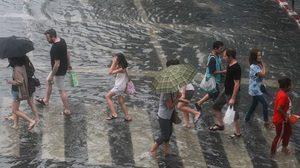 ทั่วไทยร้อน ถึงร้อนจัด ขณะที่ทุกภาคมีฝนฟ้าคะนอง แนะระมัดระวัง