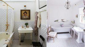 10 ตัวอย่างการตกแต่งภายใน ห้องน้ำ หลากสไตล์ ชอบแบบไหนเลือกได้เลย