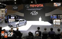 โตโยต้า จัดแสดงรถยนต์ในงาน Motor Expo 2019