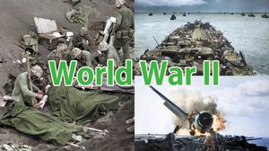 ภาพถ่ายหายากใน สงครามโลก ครั้งที่ 2 ถูกแต่งเติมให้มีสีสัน!!!