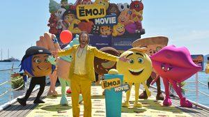 """""""The Emoji Movie"""" เปิดตัวเก๋…ภายใต้ธีมสีสันสดใสเว่อร์วังอลังการ !"""