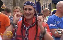 แข่งขันวิ่งมาราธอนในเรือนจำครั้งแรกของโลก