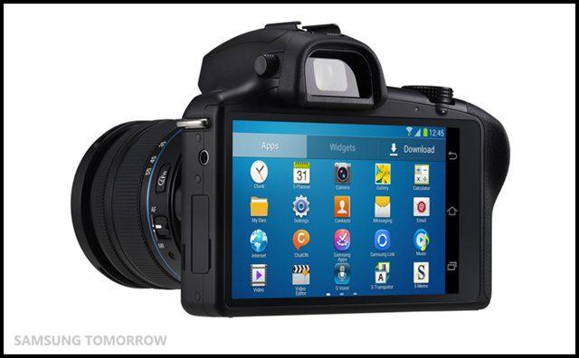Samsung Galaxy NX 007