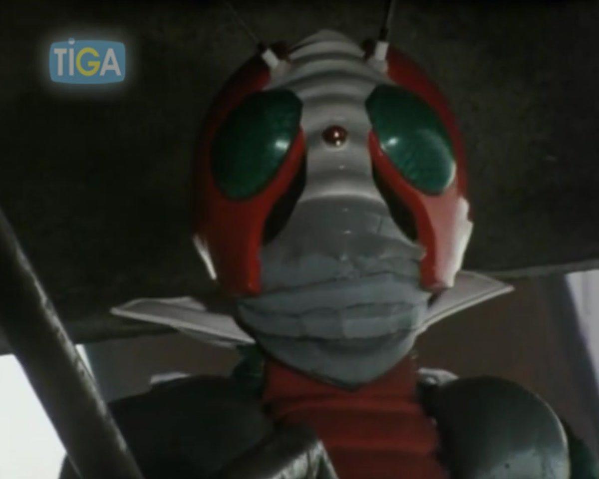 Masked Rider V3 ตอนที่ 3-2