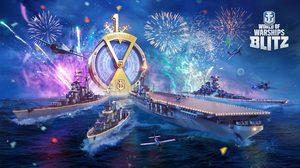 World of Warships Blitz ฉลองครบรอบ 1 ปี จัดไอเทมพร้อมกิจกรรมให้เต็มๆ
