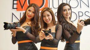 Sony บุก Photo Fair 2016 เปิดตัวกล้อง 3 รุ่น α99 II, α6500 และ RX100 V
