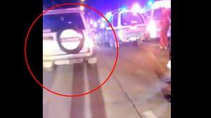 คลิปคนขับรถไร้น้ำใจ ซิ่งฝ่าวงกู้ภัย ระหว่างเข้าช่วยผู้ประสบเหตุ