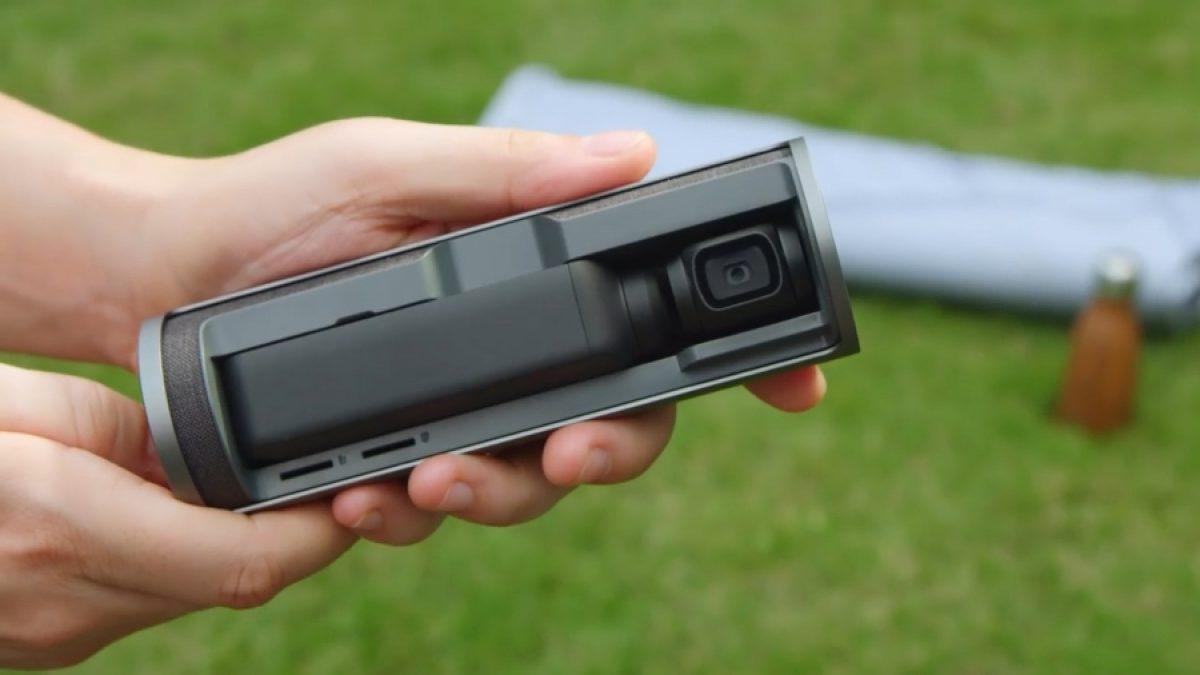 DJI Osmo Pocket กล้องจิ๋วพร้อมกิมบอล คุณภาพเกินตัว