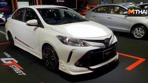 จำนวนจำกัด Toyota Vios GT Street 2018 รุ่นแต่งพิเศษรอบคัน