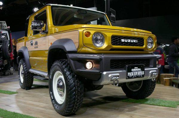 Suzuki Jimmy 2019