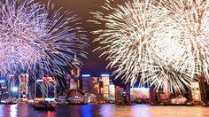 5 เมืองฉลองปีใหม่ 2015 ที่ดีที่สุดในเอเชีย