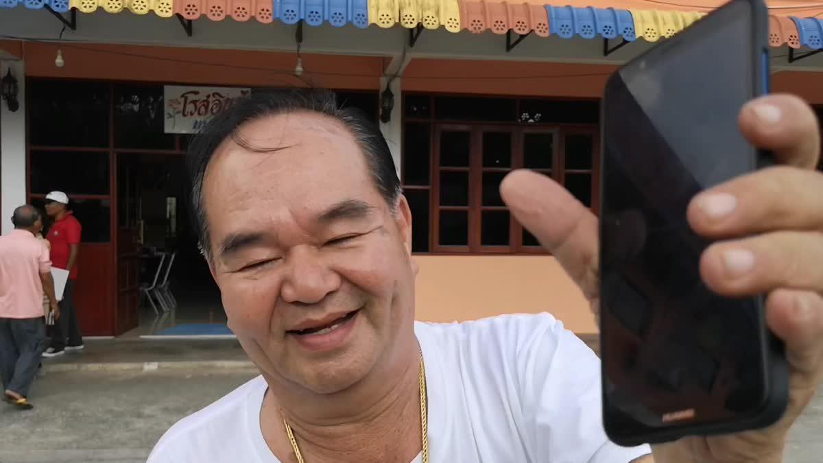 ผู้สมัครพรรคไทยรักษาชาติ กล่าวรู้สึกเสียใจที่พรรคถูกยุบ พร้อมน้อมรับคำตัดสินของศาล