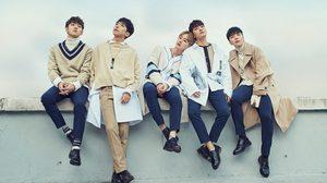 ทำความรู้จัก 5 สมาชิกวง 100% บอยแบนด์เกาหลี