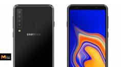 เผยข้อมูลกล้อง Samsung Galaxy A9 Pro 2018 มีกล้องหลัง 4 ตัว กล้องหน้า 24MP