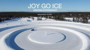 ซิ่งบนแถบขั้วโลก ด้วย BMW! ใน ทริป JOY GO ICE DRIVING EXPERIENCE – Rovaniemi