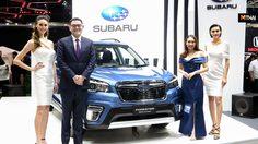 เปิดตัว Subaru Forester ใหม่ พร้อมผลิต ณ โรงงานซูบารุแห่งแรกในประเทศไทย