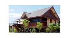 หลังคาบ้านทรงไทยประยุกต์ ที่ผู้ใช้ต่างรู้จริง…รักจริง