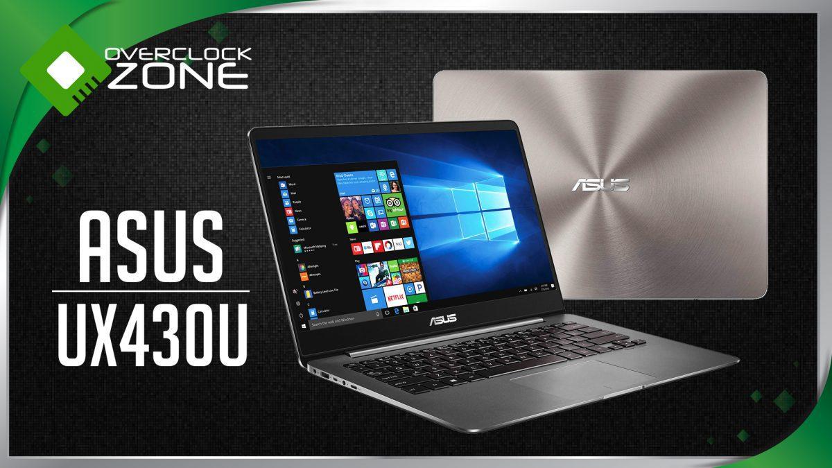 รีวิว ASUS ZenBook UX430U : Ultrabook