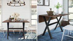 11 ไอเดีย โต๊ะอาหาร สำหรับห้องแคบประหยัดพื้นที่แบบเริ่ดๆ เชิ่ดๆ