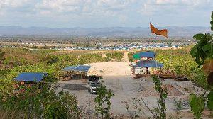 'ซูจี' เร่งสร้างเมืองใหม่หมู่บ้านเลกิกเกาะ
