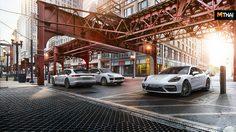 Porsche สร้างสถิติยอดส่งมอบรถยนต์ใหม่สูงสุดถึง 256,255 คัน