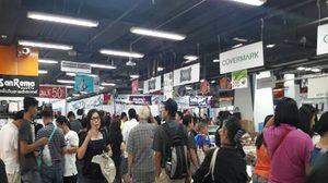 ประชาชนแห่ซื้อสินค้า งานสหกรุ๊ปแฟร์แน่น คาดเงินสะพัดกว่า 300 ล้าน