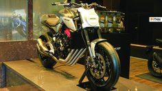 Honda อวดโฉมรถมอเตอร์ไซค์ Neo Sport Cafe Racer ตัว Concept ที่ Paris
