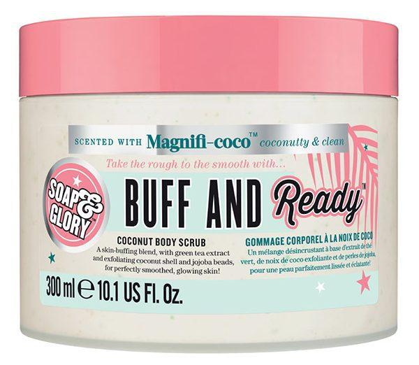 บัฟฟ์ แอนด์ เรดี้ บอดี้สครับ BUFF & READY™