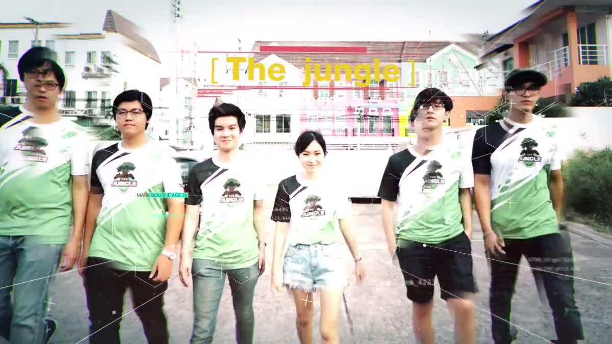 The Jungle Player Profile ทีม Eports ของไทย อีกหนึ่งทีมที่กำลังมาแรง