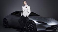 เปิดประมูลแล้ว Aston Martin DB10 รถคู่ใจ James Bond ภาคล่าสุด