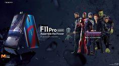 OPPO F11 Pro Marvel's Avengers Limited Edition พร้อมให้จองที่ไทยแล้ว