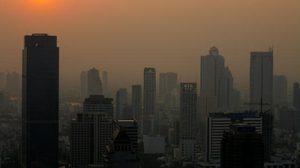 สถานการณ์ฝุ่นละออง PM2.5 วันนี้ดีขึ้น ลดลงจากเมื่อวานทุกพื้นที่