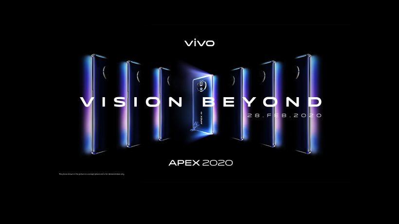 APEX 2020 เทคโนโลยีใหม่จาก Vivo เผยภาพสุดล้ำเหนือจินตนาการ