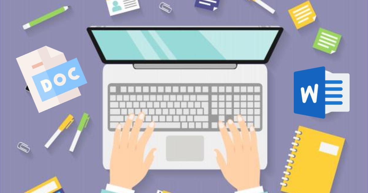 วิธีจัดหน้ากระดาษ แนวตั้ง แนวนอน ในไฟล์เดียวกัน – Microsoft word