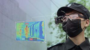 สุดล้ำ! แว่นตาอัจฉริยะ มีฟังก์ชันวัดอุณหภูมิ แนะนำข้อมูลทางไกลเพื่อต่อสู้โควิด-19