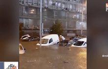 หลายเมืองในยูเครนเผชิญเหตุน้ำท่วมหนัก