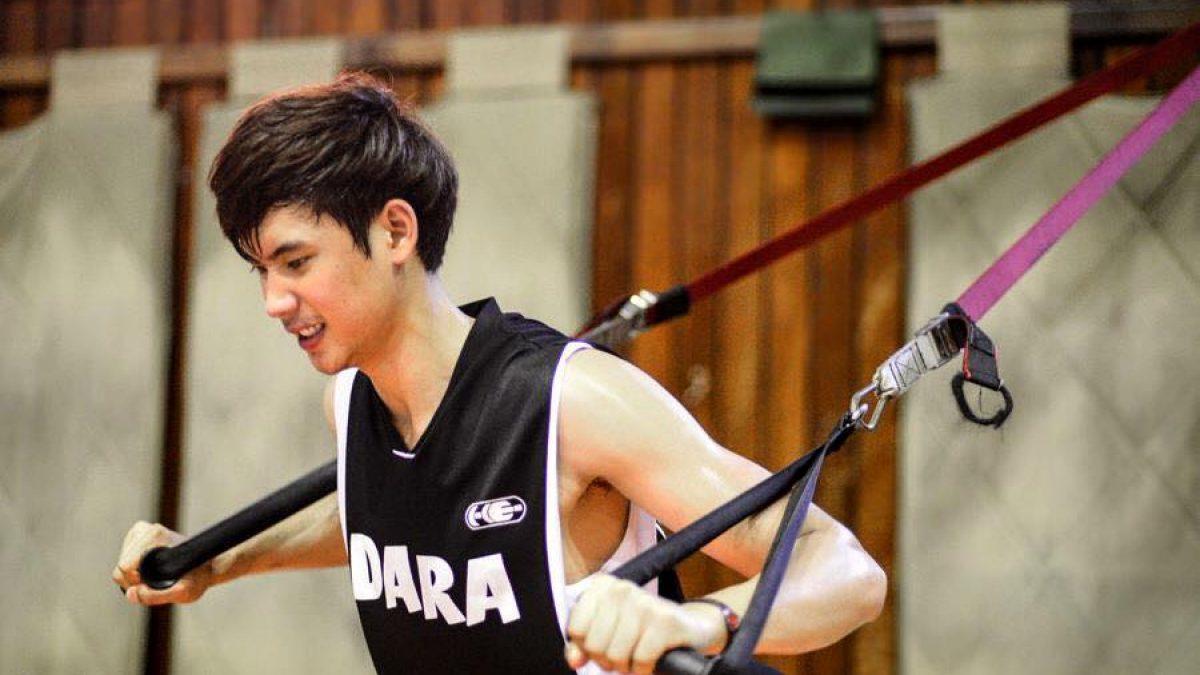 บทสัมภาษณ์พิเศษ นราธิป บุญเสริม นักกีฬาบาสเกตบอลทีมชาติไทย