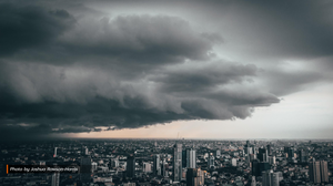 พายุดีเปรสชั่น กำลังกลายเป็นพายุโซนร้อน คาดขึ้นฝั่งเวียดนาม 1-2 ส.ค.นี้ อุตุฯ เตือน ระวังฝนตกหนัก-น้ำท่วม…