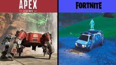 เมื่อเกม FORTNITE จะมี ลูกเล่นใหม่ บันดาลใจจากเกม Apex Legends !?