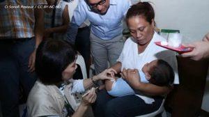 ฟิลิปปินส์ประกาศโปลิโอระบาดในรอบ 19 ปี