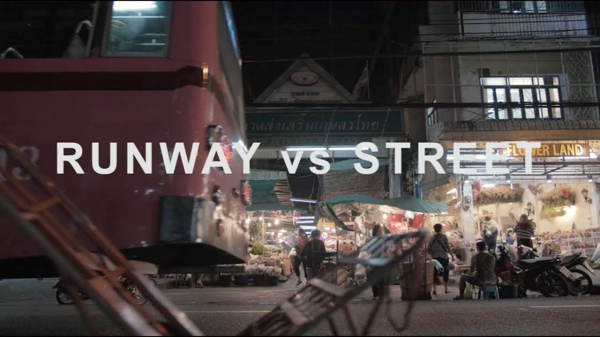 RUNWAY vs STREET part 09