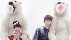ความน่ารักสูสี! ลู่หาน – กิโกะ ถ่ายแฟชั่นขึ้นปก Cosmopolitan